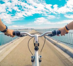 Las campañas de seguridad vial funcionan para la seguridad de los ciclistas